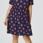 A nice basic baby doll dress from Simply Be