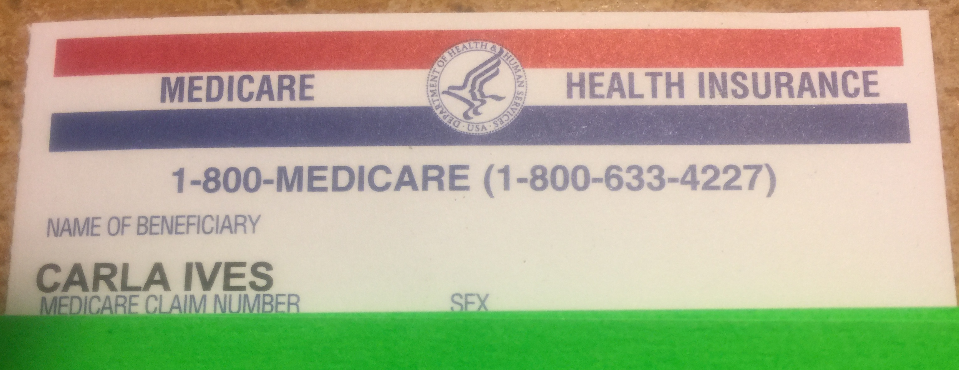 Turning 65 gets you a Medicare card